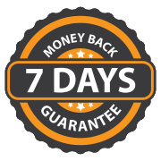 7 Days Money Back Policy